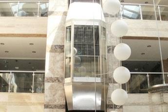 Panoramik Asansör / Panoramic Lift